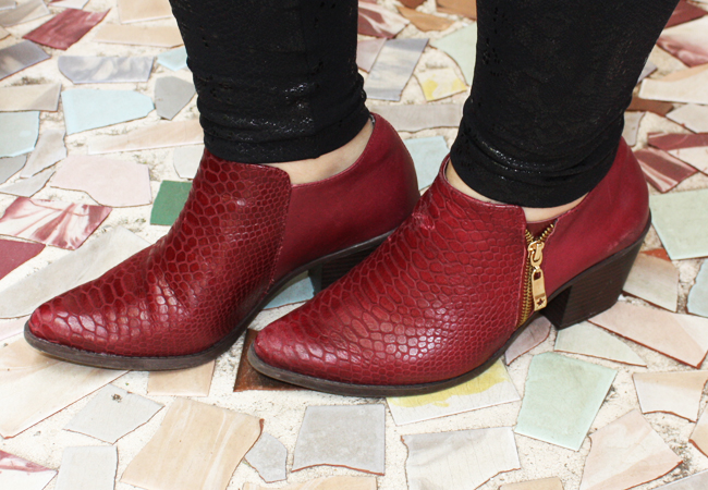 Ankle Boot Via Marte na Renner