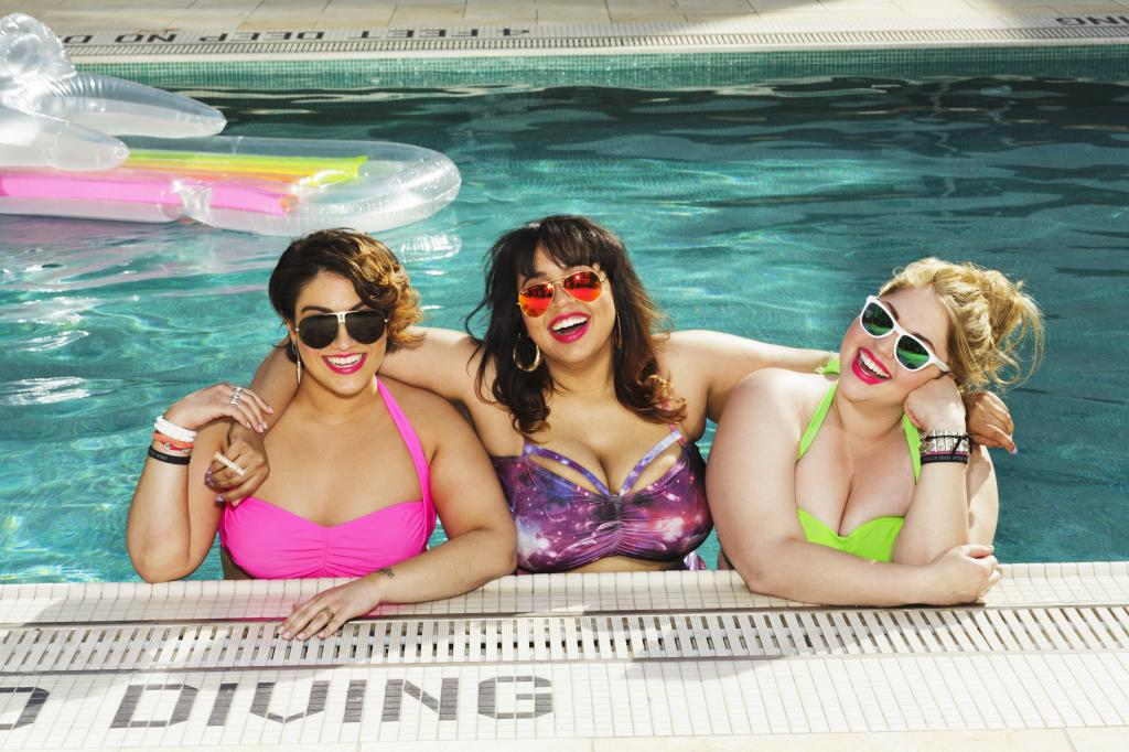 Biquinis plus size Gabi Gregg para swimsuits for all