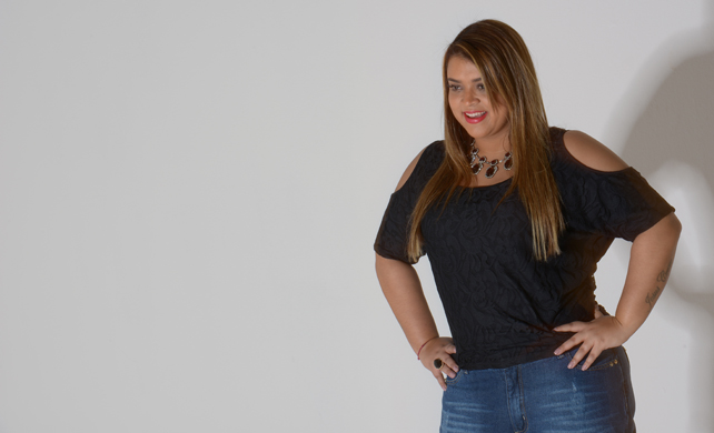 Making Of preta gil cea ecial for you plus size 3