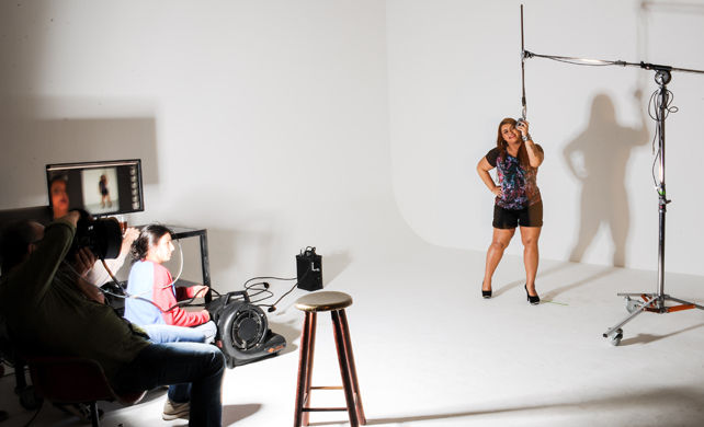 Making Of preta gil cea ecial for you plus size