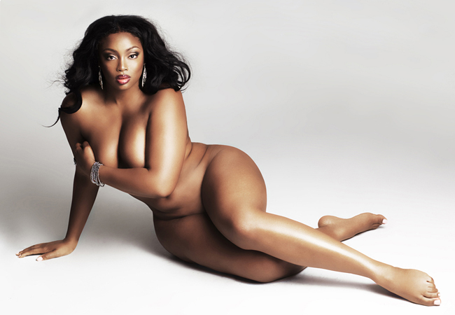 plus size models confidence