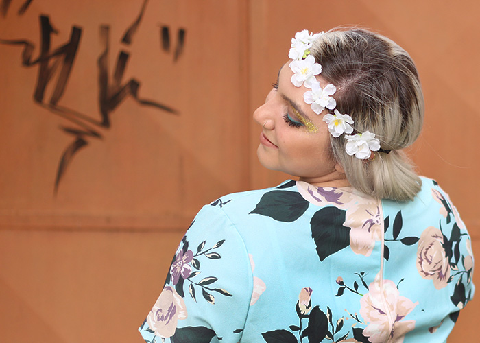 look plus size para o carnaval na kiss flower 6
