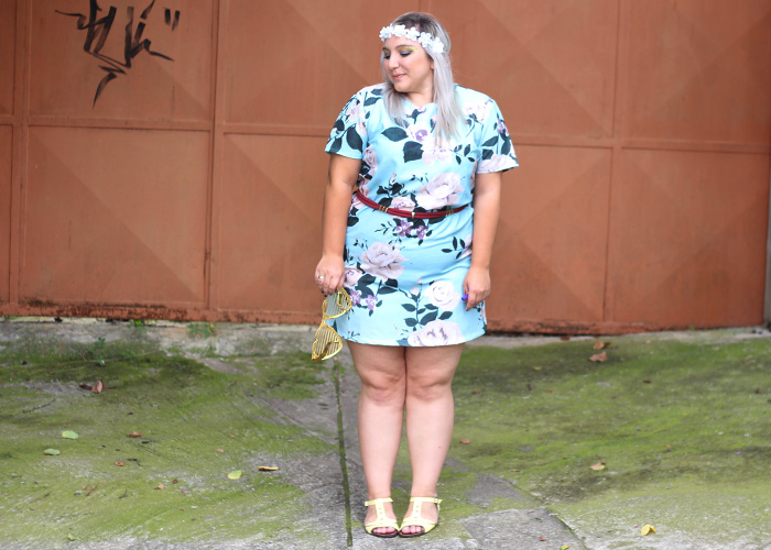 look plus size para o carnaval na kiss flower 7