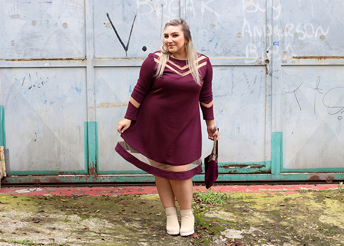 vestido-plus-size-burgundy-tendencia-2015-2