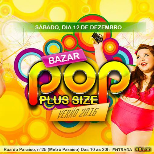 bazar pop plus size verao 2015