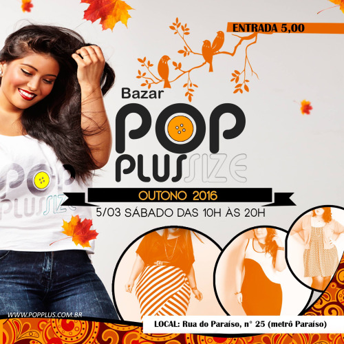 bazar pop plus size 2016