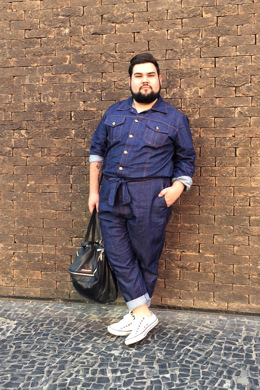 macacao masculino plus size 3