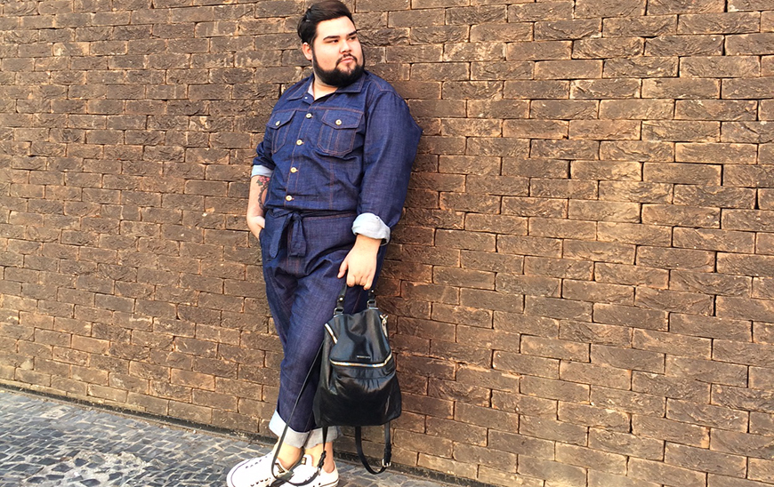 macacao masculino plus size 7