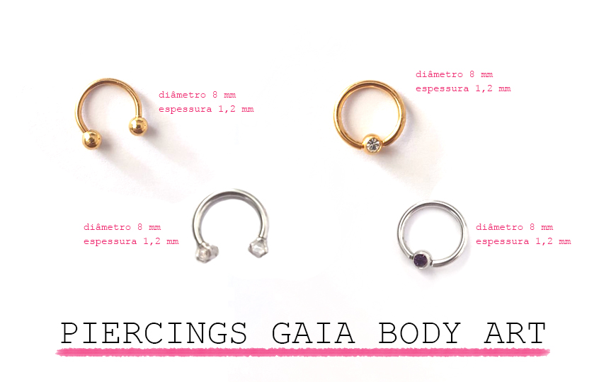 piercing no nariz ju romano gaia body art